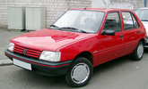 1984-1997 PEUGEOT 205 Service Repair Manual DOWNLOAD