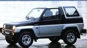 1984-1992 DAIHATSU ROCKY/FEROZA F300 Service Manual DOWNLOAD