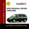 Thumbnail 1998-2000 OPEL/VAUXHAL ZAFIRA Service Repair Manual DOWNLOAD