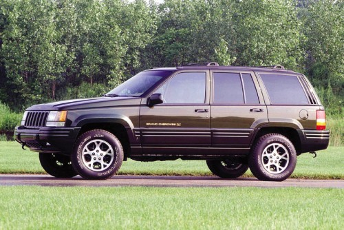 Product picture 1993-1998 JEEP GRAND CHEROKEE ZJ Service Manual DOWNLOAD