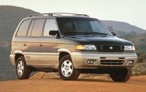 Product picture 1996-1998 MAZDA MPV Service Repair Manual DOWNLOAD