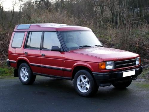 Product picture 1995-1998 LAND ROVER DISCOVERY Service Manual DOWNLOAD