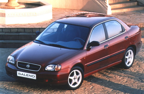 Product picture 1995-2002 SUZUKI BALENO/ESTEEM/CULTUS Service Repair Manual
