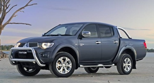 Product picture 2005-2012 MITSUBISHI TRITON Service Repair Manual DOWNLOAD