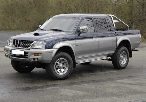Product picture 1997-2002 MITSUBISHI L200 STRADA Service Manual DOWNLOAD