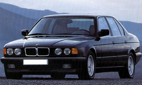 Product picture 1988-1994 BMW 7 Series E32 Service Repair Manual DOWNLOAD