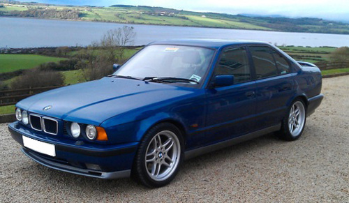 Product picture 1989-1995 BMW 5 Series E34 Service Repair Manual DOWNLOAD