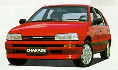 Product picture 1987-1993 DAIHATSU CHARADE Service Repair Manual DOWNLOAD